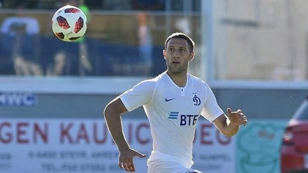 Украинца Ордеца унизили в чемпионате России, пробросив победный мяч ему между ног: видео