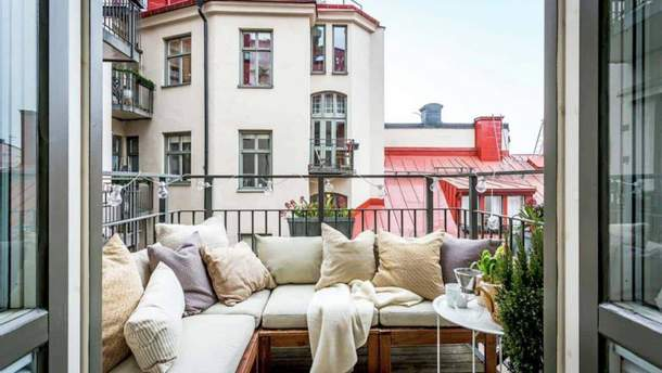 3 поради, як облаштувати затишний простір на балконі