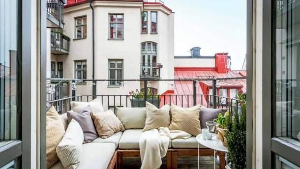 3 совета, как обустроить уютное пространство на балконе