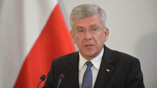 Польский сенатор Станислав Карчевский: война в Украине должна как можно быстрее закончиться