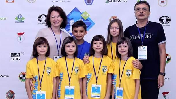 Сестри Прочаєви на турнірі в Мінську