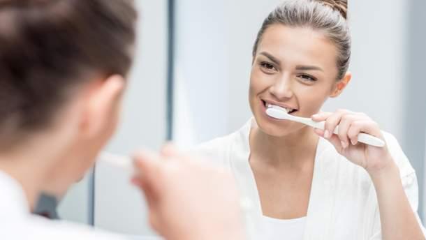 Міфи про зубну пасту
