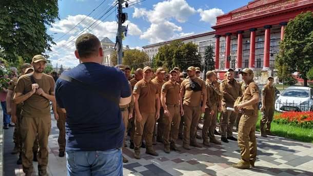 Як пройде Марш захисників до День Незалежності