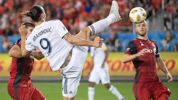 Гол Ибрагимовича претендует на звание лучшего в 2019 году по версии ФИФА