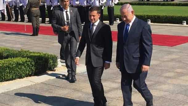 Чому Зеленський та Нетаньяху не говорили про війну