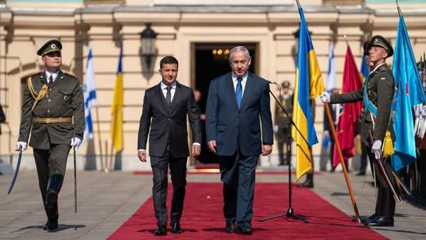 Чем важна для Украины встреча Зеленского и Нетаньяху