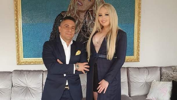 Маурисио Бенитес и Тиффани Трамп