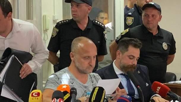 Суд предоставил возможность обвинению повторно объявить подозрение Черному