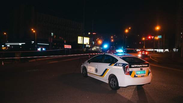 У Києві на Голосіївській площі сталася стрілянина