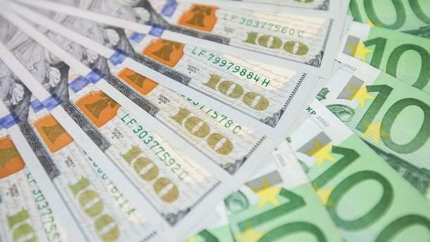 Курс долара, євро – курс валют НБУ на 21 серпня 2019