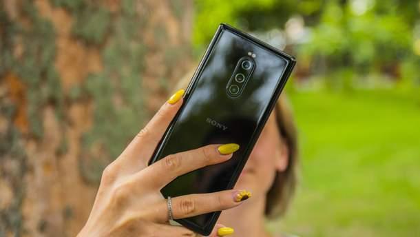 Sony Xperia 1 ▷ ціна в Україні, характеристики і огляд Sony Xperia 1