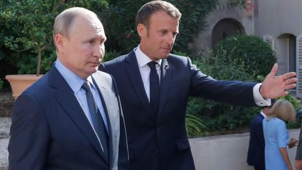 """Путін ніколи не стане """"восьмим"""" серед лідерів G7"""