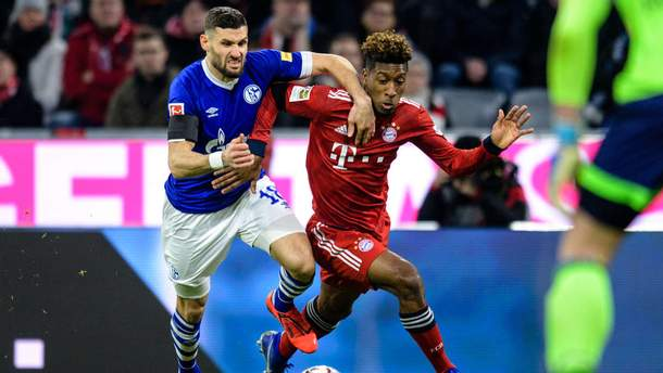 Шальке – Бавария: прогноз на матч 24 августа 2019 – Бундеслига