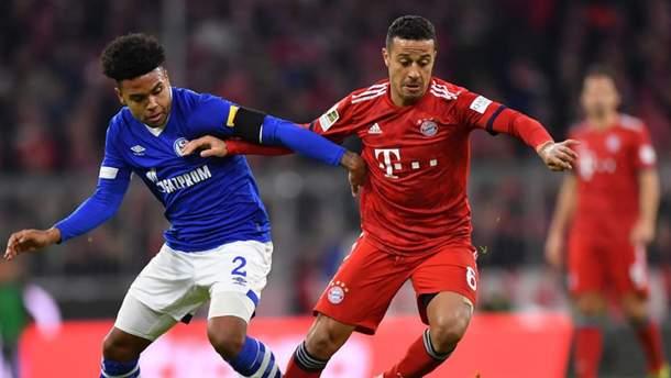 Шальке – Бавария: где смотреть онлайн матч 24 августа 2019 – Бундеслига