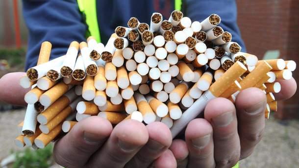 Контрабанда цигарок – потужний бізнес в Україні