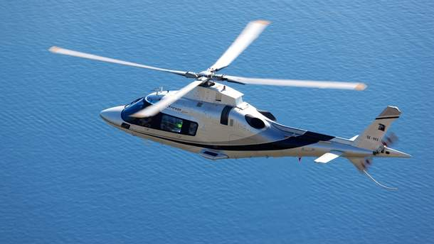 Вертолет Agusta 109