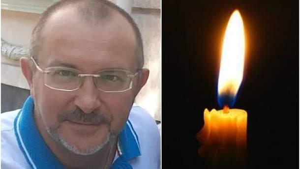Помер військовий омбудсман Олег Трохименко