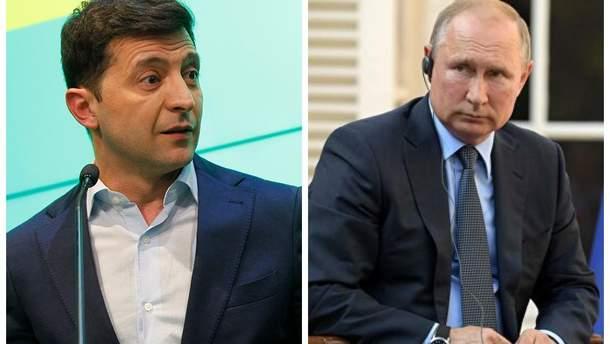 Роль Путина в истории Украины