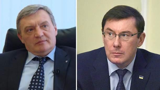 Справа Гримчака поступово переродиться в справу Луценка