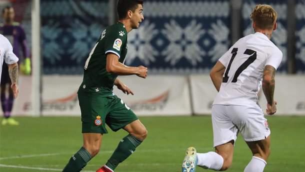 Зоря – Еспаньйол: огляд і рахунок матчу 29 серпня 2019 – Ліга Європи