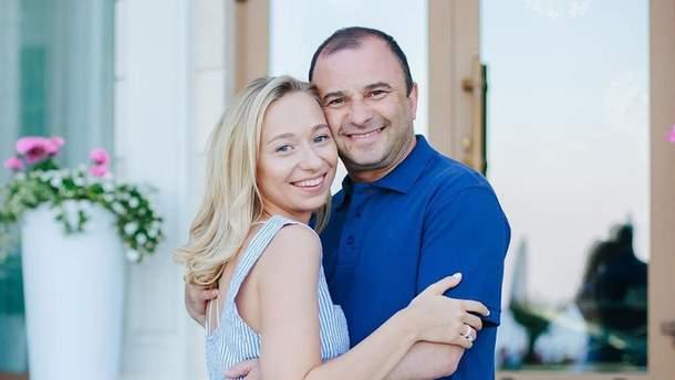 Виктор Павлик закрутил роман с 25-летней Екатериной Репьяховой