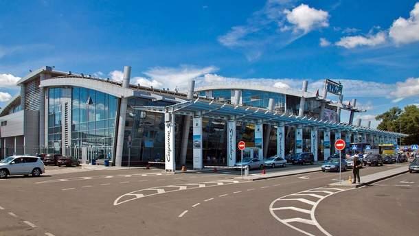 """Аеропорт """"Київ"""" (""""Жуляни"""") тимчасово не працюватимез 2 по 12 вересня"""