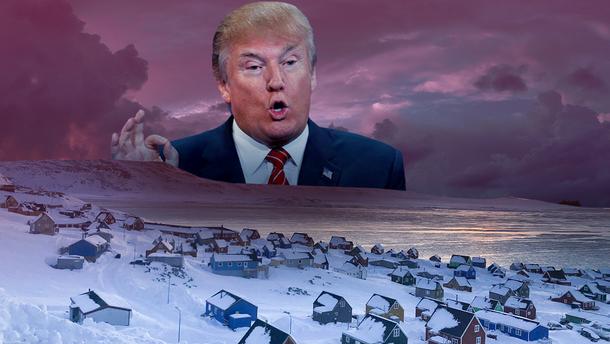 Трамп хочет купить Гренландию: как реагируют западные СМИ