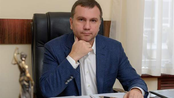 Судья Павел Вовк