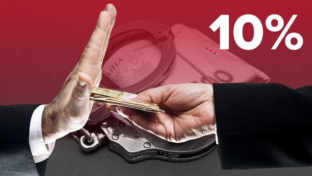Як законно заробляти на корупціонерах