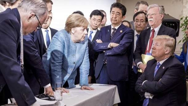 G7 – объединение демократических лидеров: причем здесь Россия?