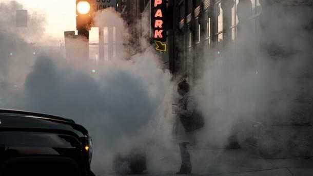 Забруднене повітря може спричинити низку небезпечних хвороб