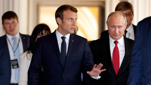Політичні інтриги Росії та Франції тривалалістю у 200 років