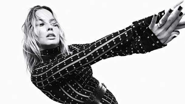 Марго Роббі для австралійського Vogue