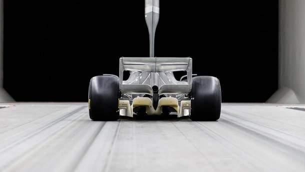 Формула-1 показала перші зображення прототипу боліда 2021 року: фото та відео