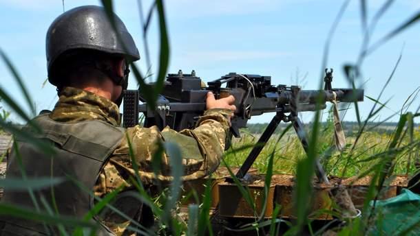 Война на Донбассе: суточная сводка