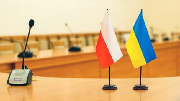 Состоялась встреча начальников штабов Украины и Польши