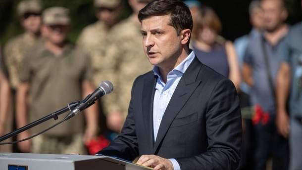 Зеленський висловився про обмін полоненими з Росією