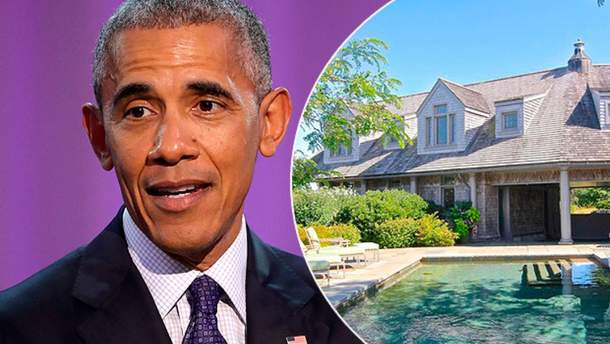 Барак Обама купує маєток на острові