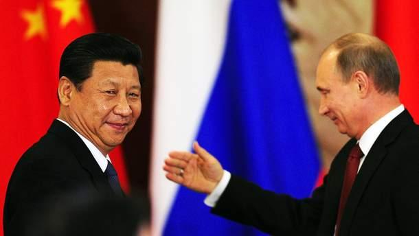 Росія і Китай нечувано зблизилися, але відносини у них колоніальні, – Le Point