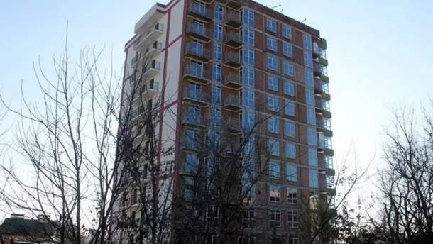 """12-этажный ЖК """"Форест-Хилл"""" во Львове"""