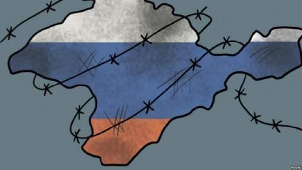 The Guardian назвав Крим російським