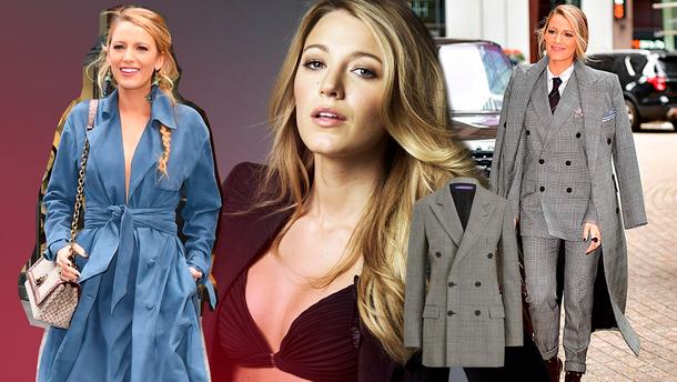 Блейк Лайвли – 32: самые роскошные наряды актрисы, которые вы захотите повторить