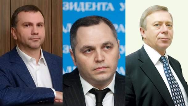 Клан Портнова та посіпаки судді Вовка: головні суддівські мафії України
