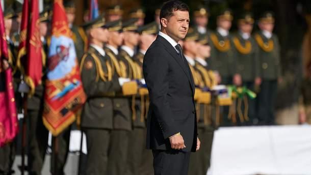 Зеленський призначив 29 серпня Днем пам'яті загиблих захисників України