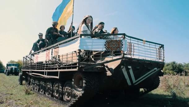 Військові потужно привітали українців з Днем Незалежності: вражаюче відео