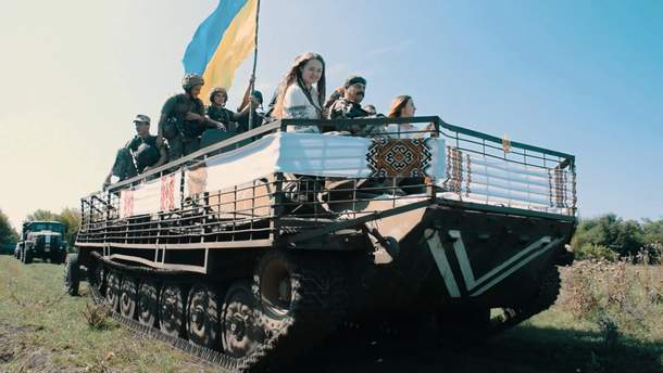Военные поздравили с Днем Независимости