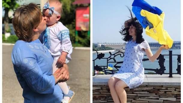 День Независимости в сети: украинцы публикуют яркие фото