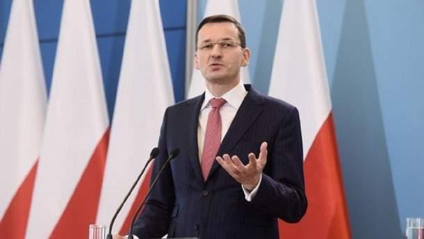 Моравецький закликав обговорити в НАТО розміщення американських ракет в Європі