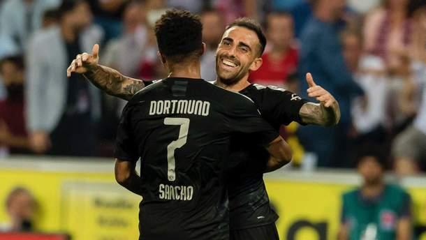 Чемпионат Германии: результаты матчей и видео голов 2 тура