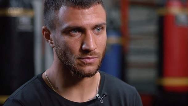 Напротив тебя такой же человек, как и ты, – Ломаченко выступил с речью перед юными боксерами